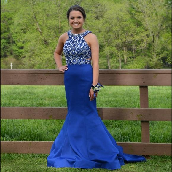 Mac Duggal Dresses | One Of A Kind Prom Dress | Poshmark